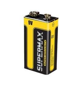Элемент питания солевой S 6F22 (уп.1шт) Supermax SUP6F22