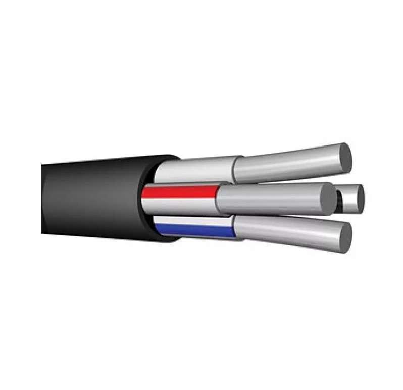 Кабель АВВГ 4х150 МС (N) 1кВ (м) Энергокабель ЭК000025747