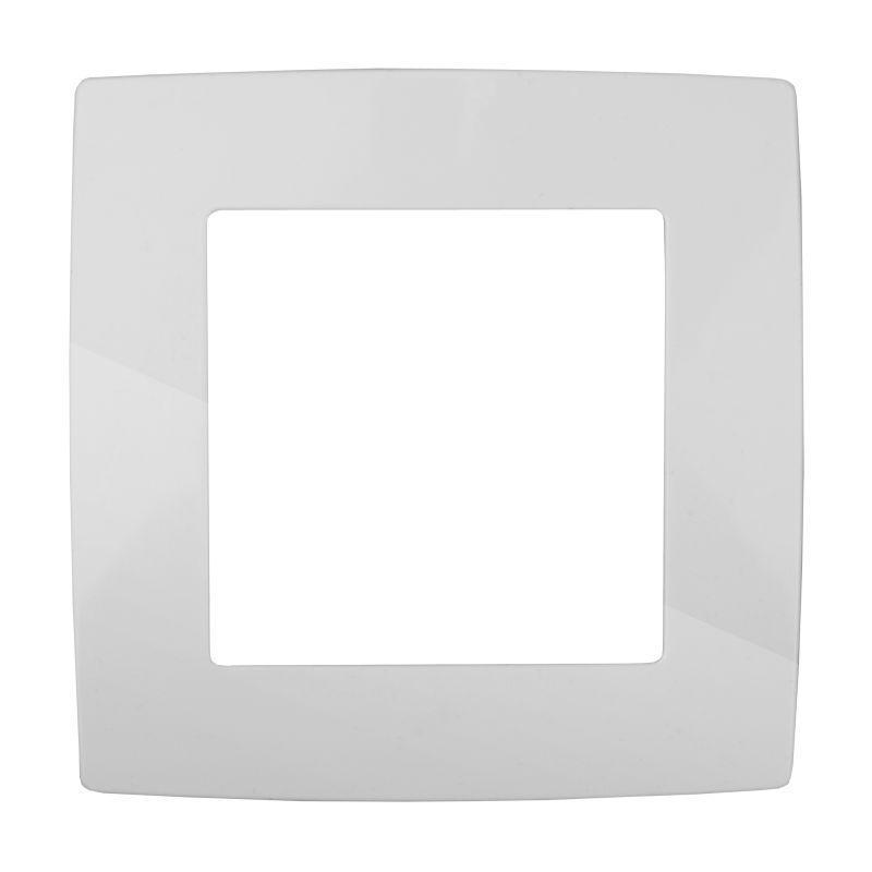Рамка 1-м 12-5001-01 бел. ЭРА Б0014741