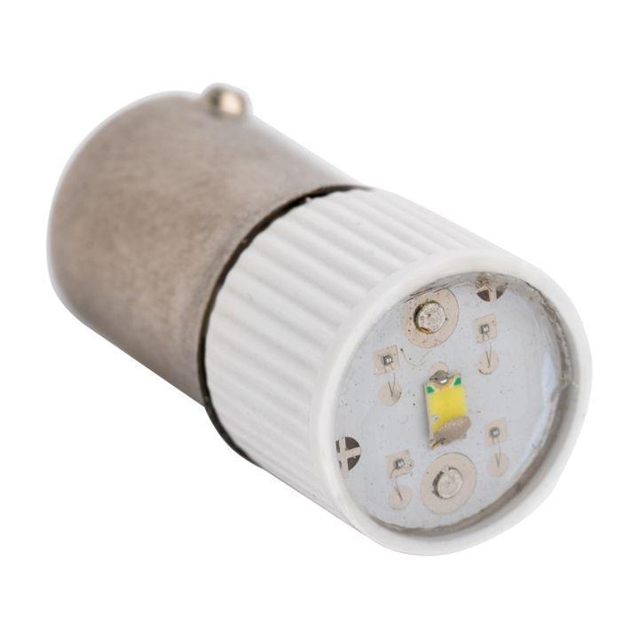 Лампа светодиодная BA9S 24В сменная PROxima EKF BA9SA/W-24V