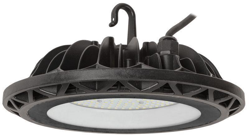 Светильник ДСП 4006 200Вт 6500К IP65 (High Bay) для высоких пролетов алюм. IEK LDSP0-4006-200-65-K23