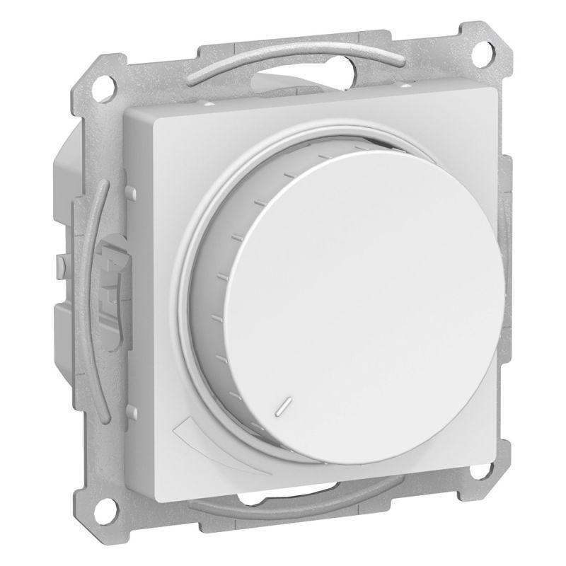 Механизм светорегулятора поворотно-нажимного AtlasDesign 315Вт бел. SchE ATN000134