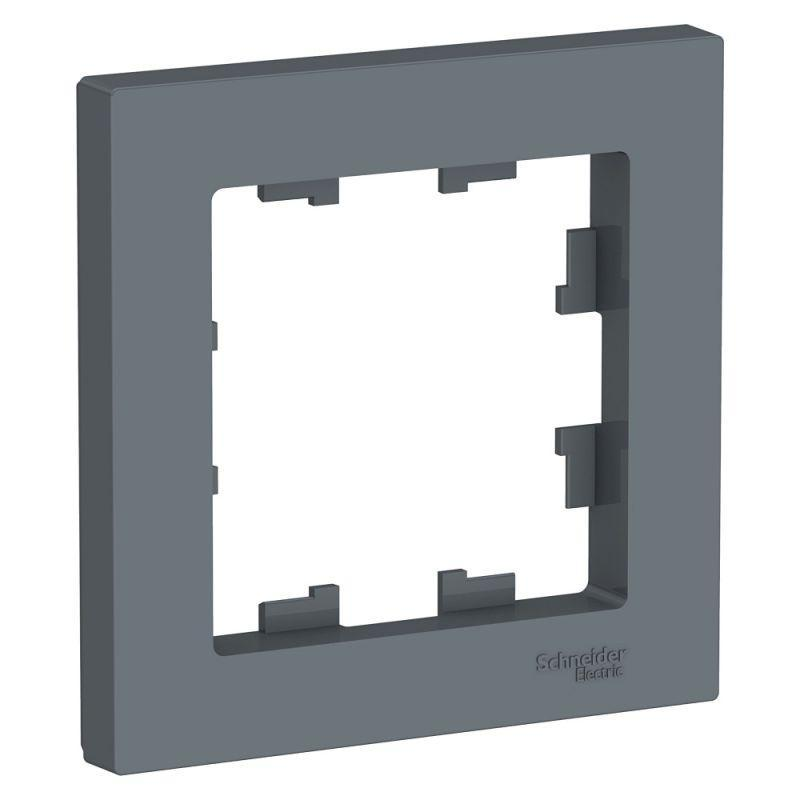 Рамка 1-м AtlasDesign грифель SchE ATN000701