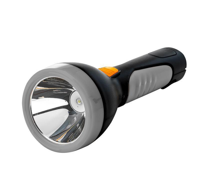 Фонарь светодиодный 7005 LED-BL аккум. 5Вт прямая зарядка от 220В Космос KOCAc7005LED-BL