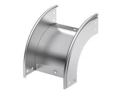 Угол для лотка вертикальный внешний 90град. 100х80 CD 90 в комплекте с крепеж. элементами DKC 36802K
