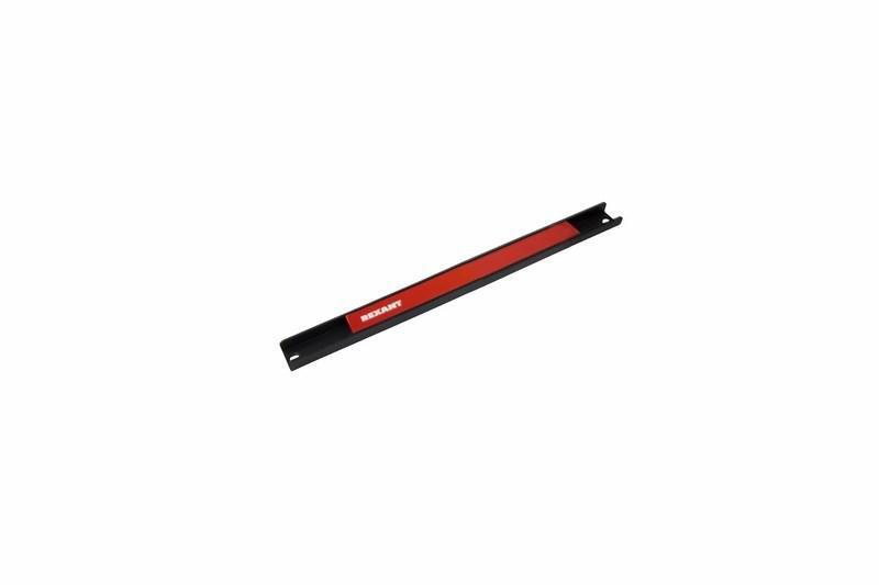 Держатель магнитный для инструмента настенный 305x23x12.5мм Rexant 12-4841
