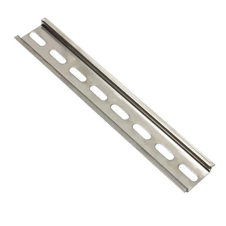 DIN-рейка 125мм перфорированная EKF adr-12.5