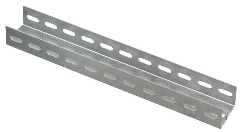 Профиль перфорированный П-образ. 2500-2.5 IEK CLM50D-PPP-250-25