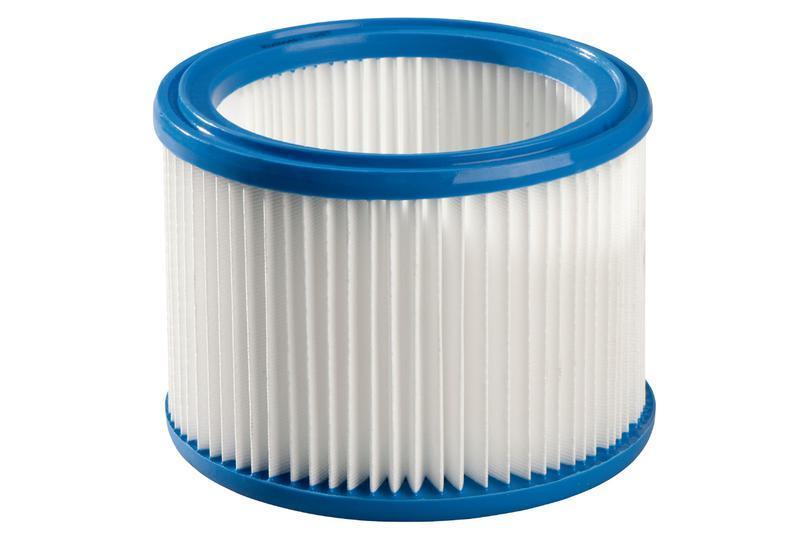 Фильтр складчатый для пылесосов ASA 25/30 LPC/Inox Metabo 630299000