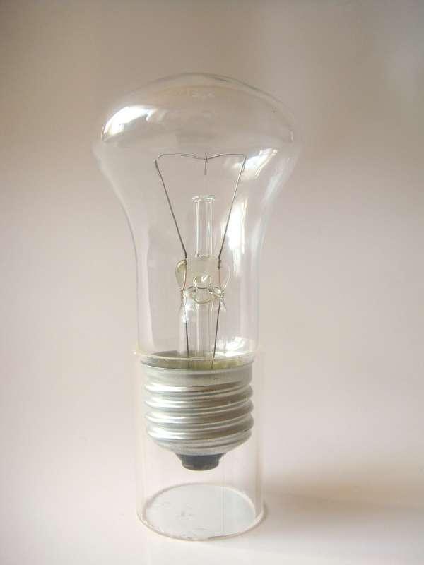 Лампа накаливания МО 40Вт E27 36В (100) Лисма 353400300