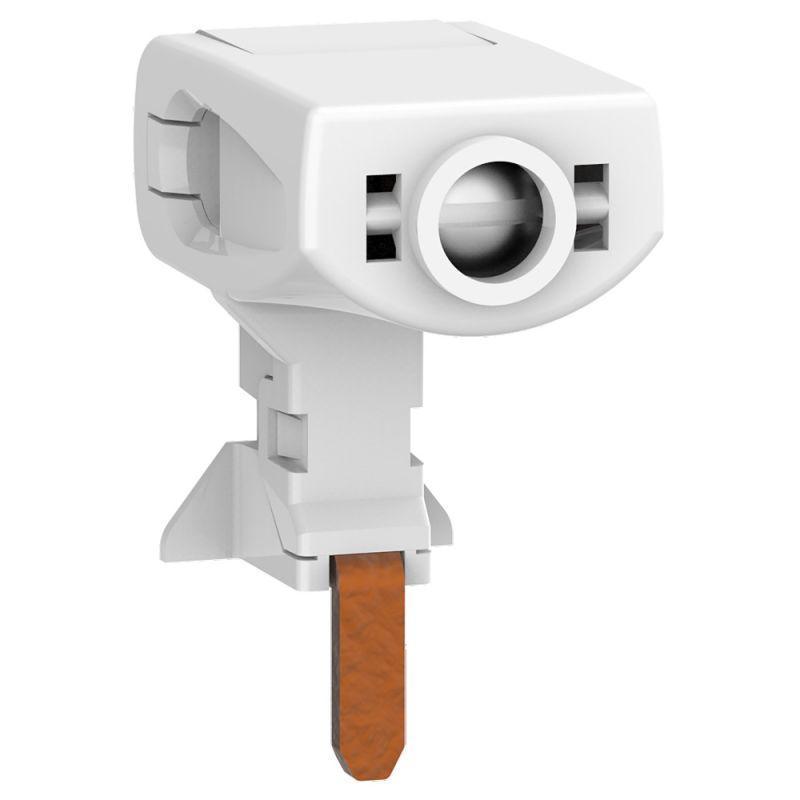 Клемма вводная 25кв.мм для 1П+Н гребенчатых шин (уп.4шт) SchE EZ9XPC604