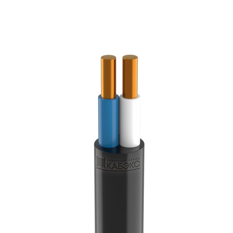 Кабель ППГнг(А)-HF 2х2.5 (N) 0.66кВ (м) Кабэкс ТХМ00132590
