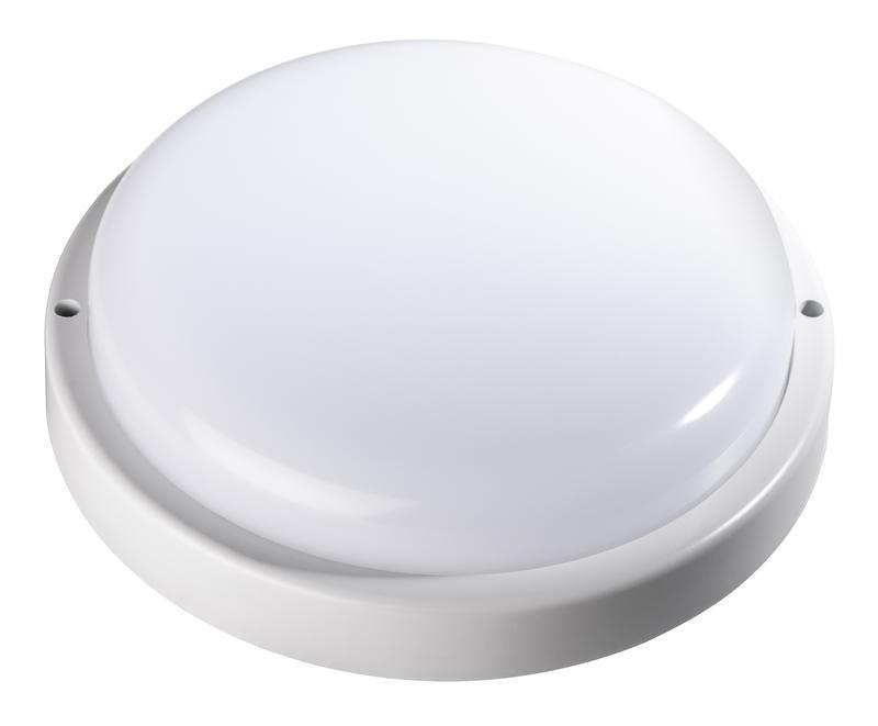 Светильник светодиодный PBH-PC2-RA 12Вт 6500К IP65 (аналог НПП) круглый бел. JazzWay 5032286