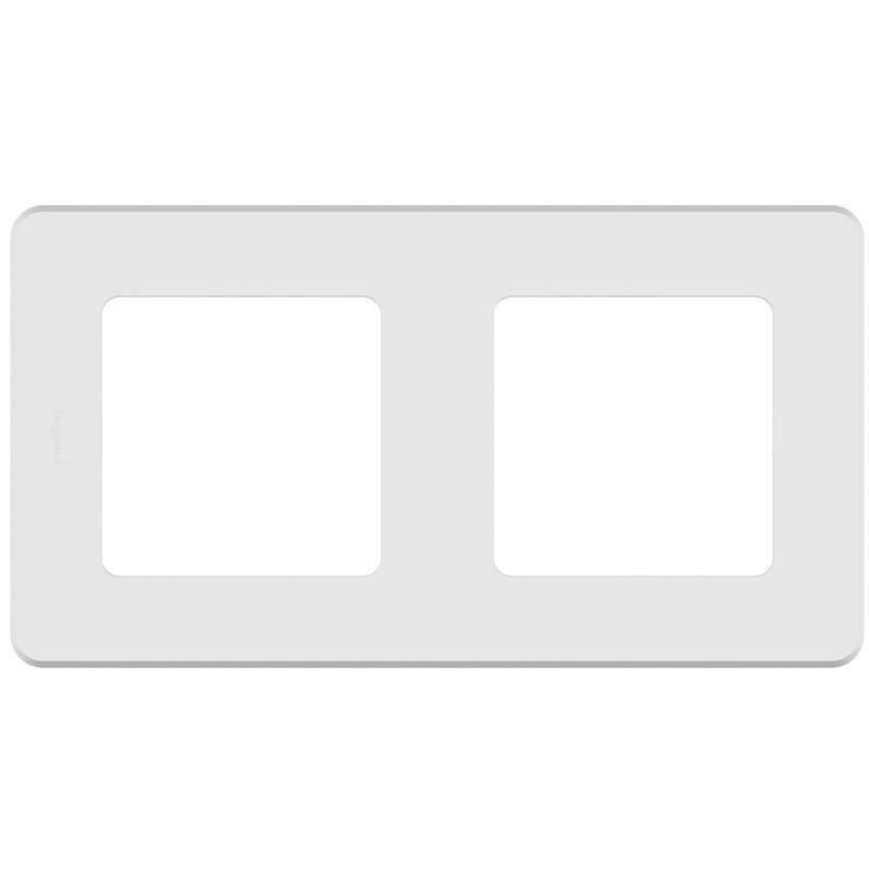 Рамка 2-м Inspiria бел. Leg 673940
