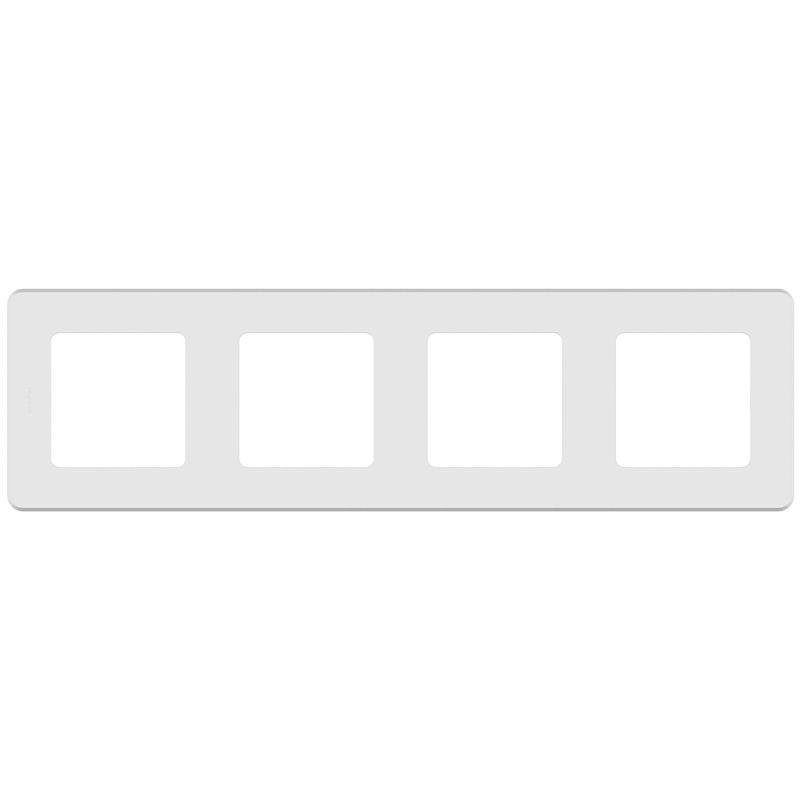 Рамка 4-м Inspiria бел. Leg 673960