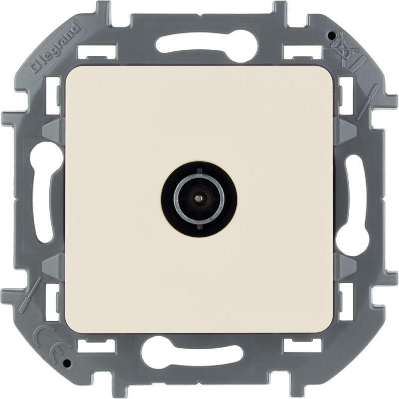 Механизм розетки TV звезда; Inspiria 2дБ 0-2400мГц сл. кость Leg 673851