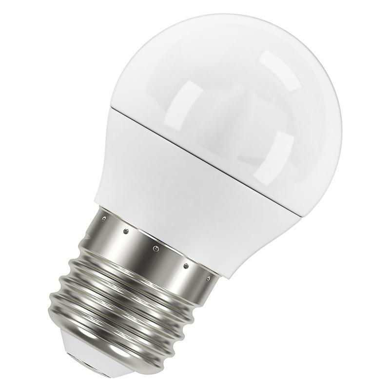 Лампа светодиодная LED Value LVCLP75 10SW/830 230В E27 10х1 RU OSRAM 4058075579897