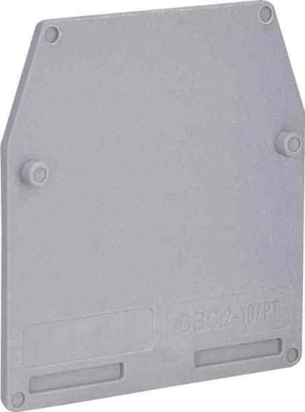 Изолятор торц. CBC.2-10/PT/GR сер. DKC ZCB061GR