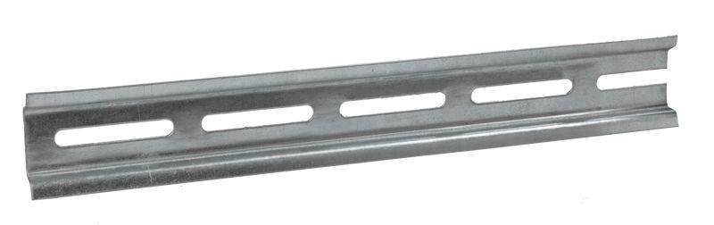 DIN-рейка 250мм оцинк. IEK YDN10-0025