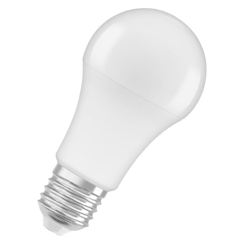Лампа светодиодная LED Antibacterial A 13Вт (замена 150Вт) матовая 4000К нейтр. бел. E27 1521лм угол пучка 200град. 220-240В бактерицид. покр. OSRAM 4058075561236