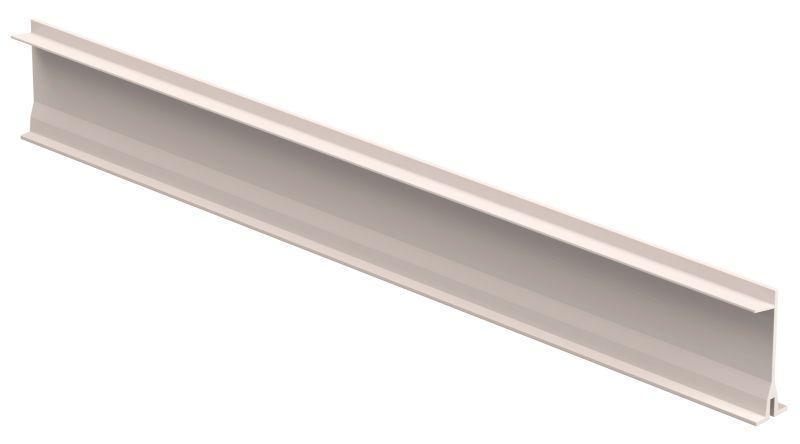 Перегородка разделительная для кабель-канала 100х60 ПРАЙМЕР (дл.2м) IEK CKK-40D-P60-K01