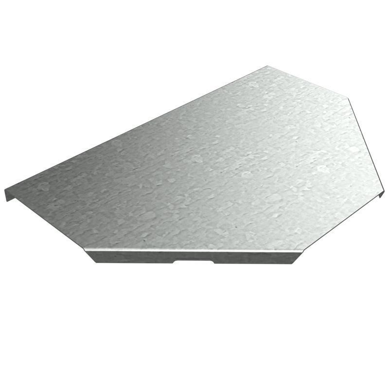 Крышка для отвода Т-образ. осн.100 KTD100 КМ LO0702
