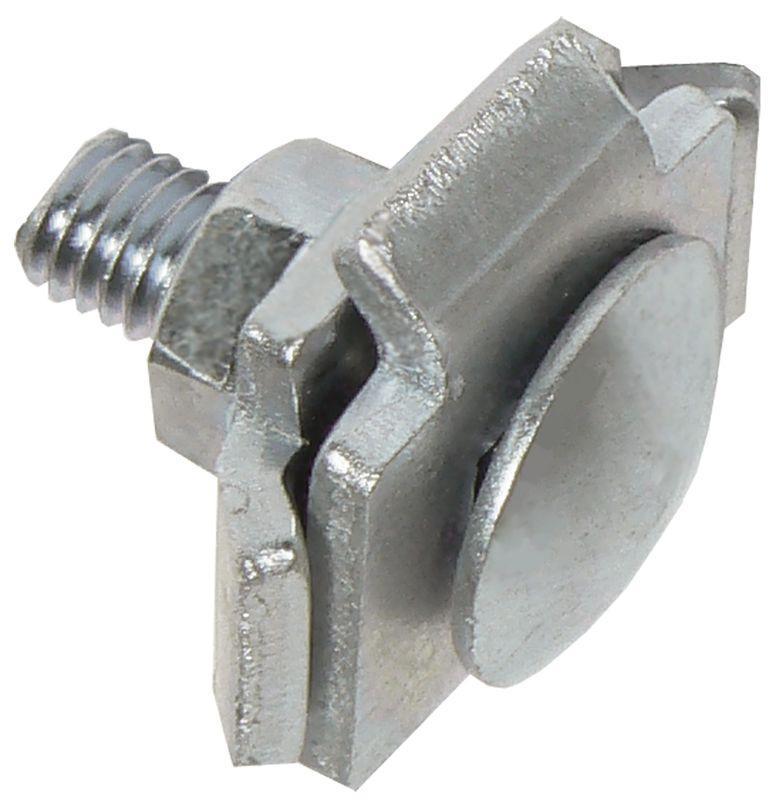 Комплект соединительный для провол. лотков MDS M6х20 IEK CLW10-MDS-20