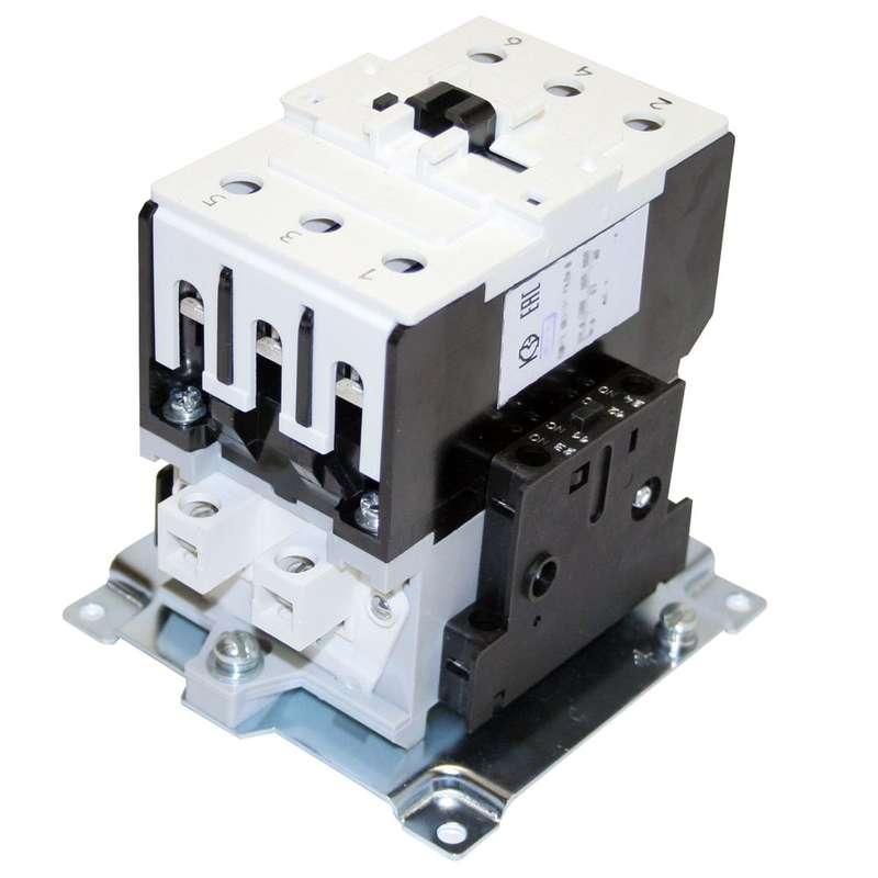 Контактор электромагнитный ПМ12-063151 УХЛ4 В 380В (2з+2р) вариант К; Кашин 060151220ВВ380000030