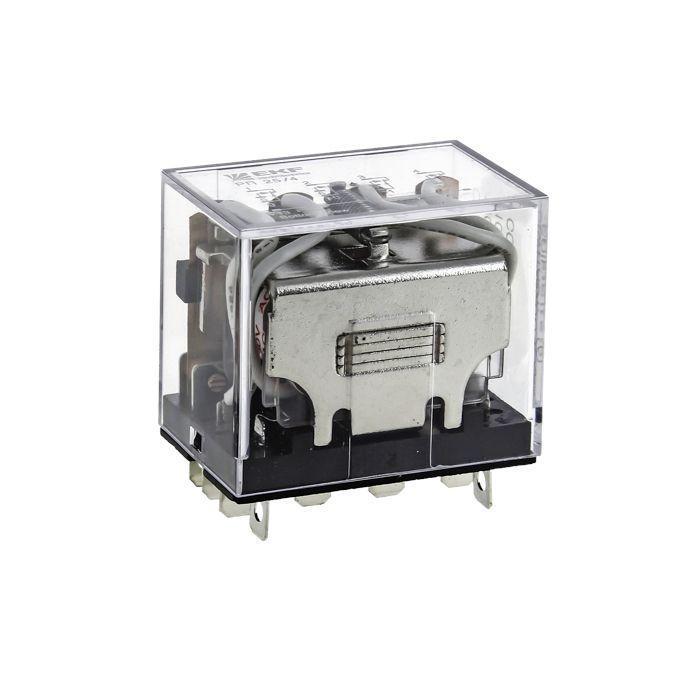 Реле промежуточное РП 25/4 10А 230В AC EKF rp-25-4-230