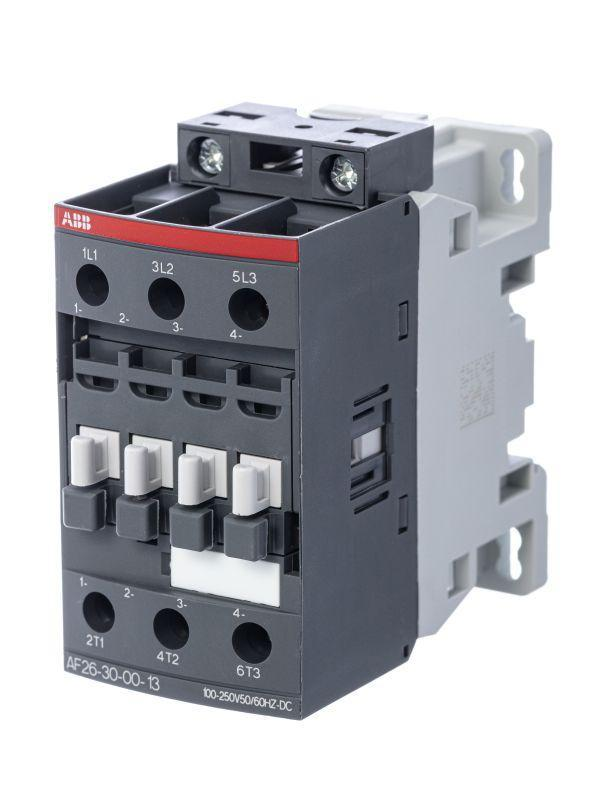 Контактор AF26-30-00-13 26А 100-250BAC/DC ABB 1SBL237001R1300
